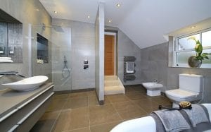 creating a wet room
