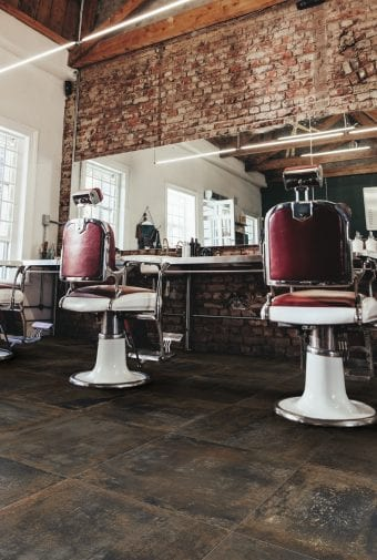 Quicksilver Rust Barbers
