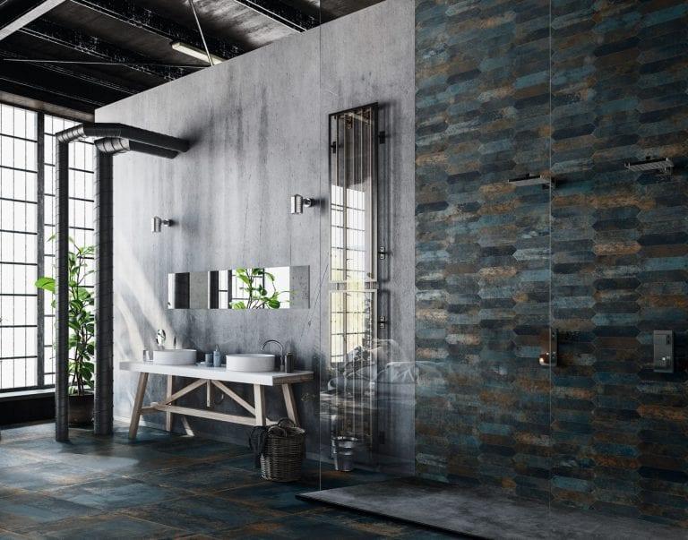 Oxydum Steel Lozenge Shower