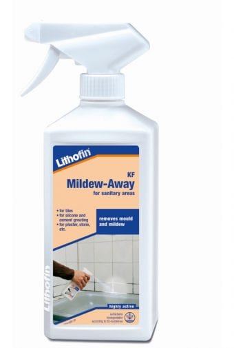 Lithofin Kf Mildew Away 500ml Spray