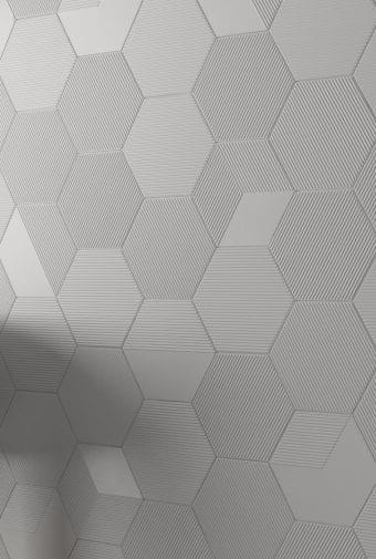 Mini Hexa White