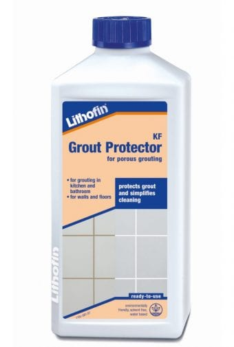 Grout Protector Web