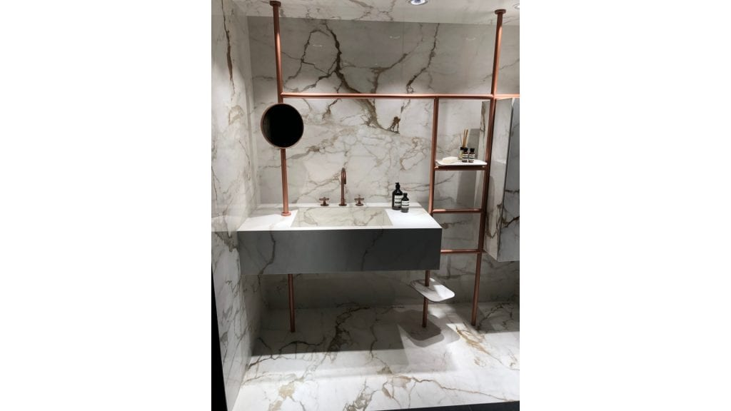 Frame Basin Unit