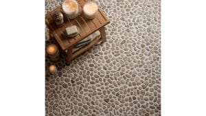 Beige Hawaii Pebble Mosaic 290 X 290 X 10 14mm