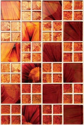 Mosaics Gw Zaomos Zao 300 x 300 x 8mm