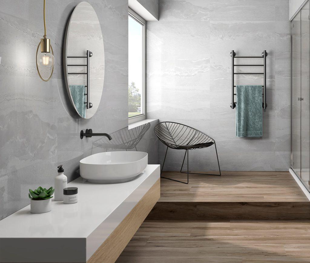 Mayfair Pearl Bathroom