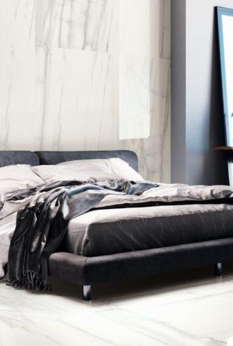 Venato White Bedroom