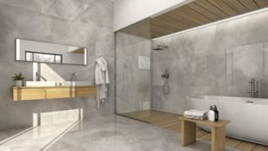 Monmouth Grey Bathroom